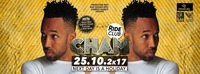 CHAM aka BABY CHAM (Kingston/JAM) LIVE ON STAGE @ RIDE CLUB