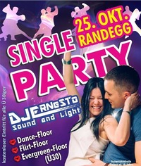 Single Party@Schliefauhof