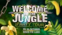 Welcome to Jungle Party Tour / Disco Fix@Disco Fix