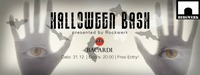 Halloween Bash pres. by Rockwerk   Bergwerk@Bergwerk