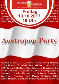 Austropop Party@Bierpub Krügerl