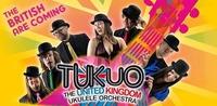 TUKUO - The United Kingdom Ukulele Orchestra@Grazer Congress
