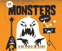 Little Monsters-Ball: Halloween Breakfast