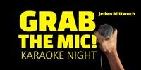 GRAB THE MIC! (Karaoke Night)@Weberknecht