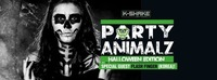 Party Animalz - Halloween Edition - 27.10.2017@K-Shake