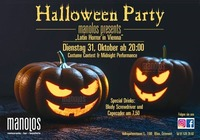 Halloween Party@Manolos