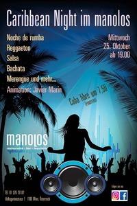 Caribbean Night@Manolos