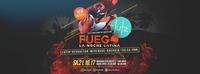 FUEGO - La Noche Latina - 21.10.2017@lutz - der club