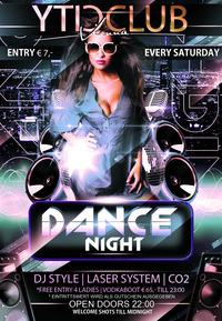 Dance Night - City Club Vienna