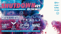 Shutdown pres. Melobass Showcase w. Mindsight & Trails