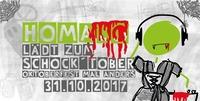 Schock´tober - Halloween trifft auf´s Oktoberfest@Kulturhauskeller