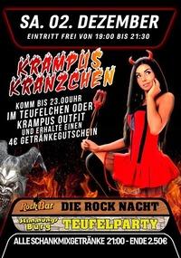 Krampus Kränzchen - Die Teufelsparty@Excalibur
