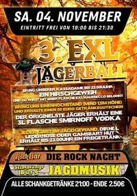 3. EXL Jägerball@Excalibur