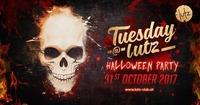 Halloween Tuesday @-lutz-@lutz - der club