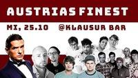 Austrias Finest @Klausur@Klausur Bar