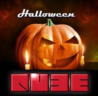 QUBE Halloween Party@Qube Music Lounge