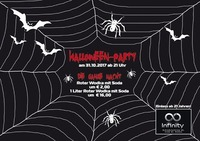 HALLOWEEN PARTY  @Infinity Club Bar