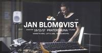 LUFT & LIEBE mit Jan Blomqvist LIVE / Pratersauna / 3 Floors@Pratersauna