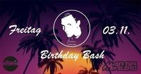 Sandro Cortez Birthday Bash@Moon's