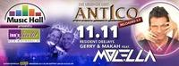 Remember Antico 6.0@Music Hall