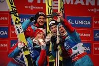 Skiflug Weltcup 2018 - Qualifikation@Kulm