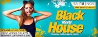 Black meets House - Presented by Rino Aqua & LukeB@oceans House Club
