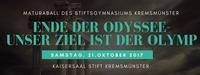 Ende der Odyssee - Unser Ziel ist der Olymp@Stiftshof