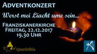 Werst mei Liacht ume sein...@Franziskanerkirche