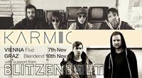 Karmic with Blitzenbolt LIVE at FLUC@Fluc / Fluc Wanne