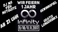 1 Jahr Infinity Birthday Friday@Infinity Club Bar