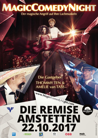 Magic Comedy Night@Die Remise