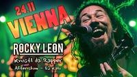 Rocky Leon - Live in Vienna