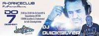 DJ Quicksilver@A-Danceclub