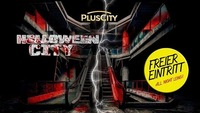 Halloween City - Eintritt Frei@Plus City