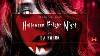 Halloween Fright Night@Merano Bar Lounge