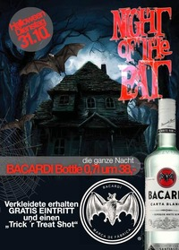 Night of the Bat@Spessart