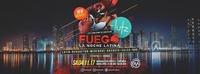 FUEGO - La Noche Latina - 04.11.2017@lutz - der club