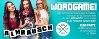 Wordgame Party@Almrausch Weiz