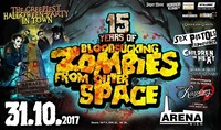 Everyday Is Halloween – 15 years of BZfOS@Arena Wien