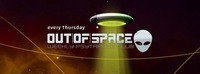 OUT of SPACE lebe liebe lache special@Weberknecht