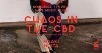 Manifest w/ Chaos in the CBD (Rhythm Section, NZ)@SASS