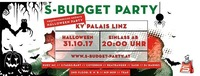 S-Budget Party Linz - OÖs größte Halloweenparty