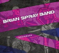 Brian Spray Band Support Michel Ryeson & NANA@Café Carina
