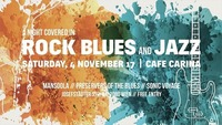 Night in Covers: Mansoola!, Preservers of the Blues,Sonic Voyage@Café Carina