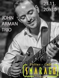 John Arman Trio@Smaragd