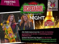 Desperados Night@Maurer´s