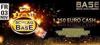 Schlag das Base 1.250 EURO Cash@BASE