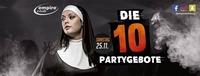 Die 10 Partygebote@Empire Club