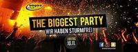 The biggest Party - Wir haben sturmfrei@Empire Club