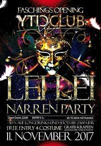 Lei Lei Narren Party@City Club Vienna   Entertainment Area
